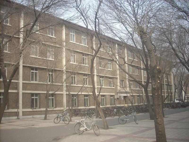 天津大学学生宿舍楼