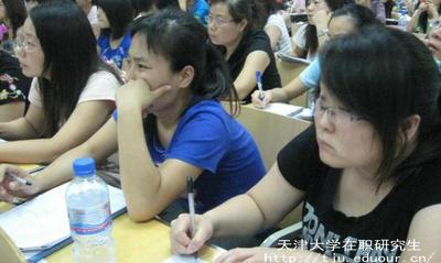2018年天津大学同等学力在职研究生正在招生中