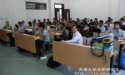 天津大学同等学力申硕考哪些内容?